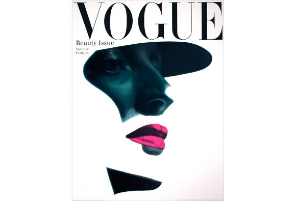 2 vogue cover may '45
