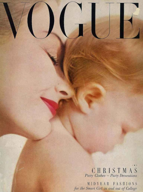 Irving Penn December 1950 The Nifty Fifties