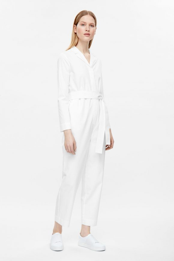 Cos cotton jumpsuit
