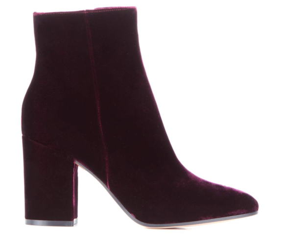 Gianvito Rossi mytheresa.com In velvet, hot for fall, just saying