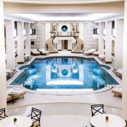 Chanel Spa at the Ritz