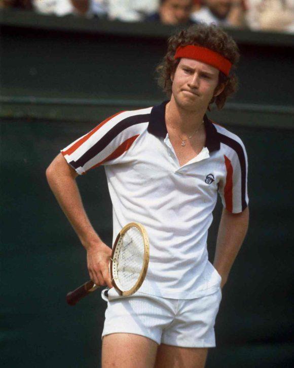 John McEnroe 1985