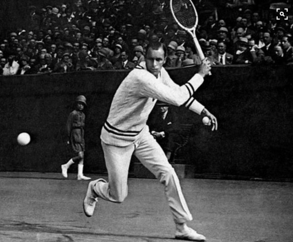 Bill Tilden 1920's - 30's Champions of Style
