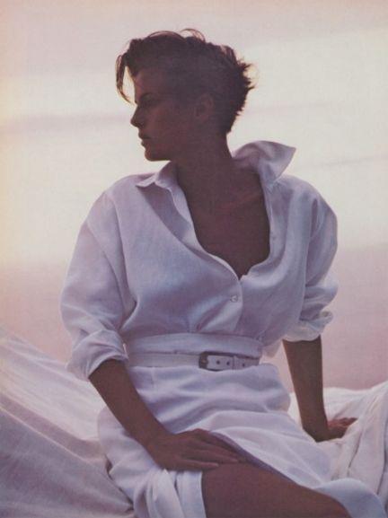 Calvin Klein Ad 1985