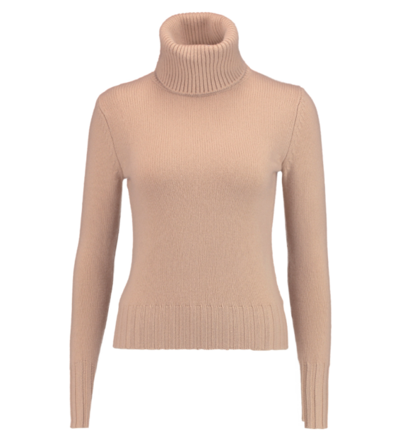 The Outnet The proportions of this N Peal cashmere turtle neck are perfect and it's a steal right now but only available in small.