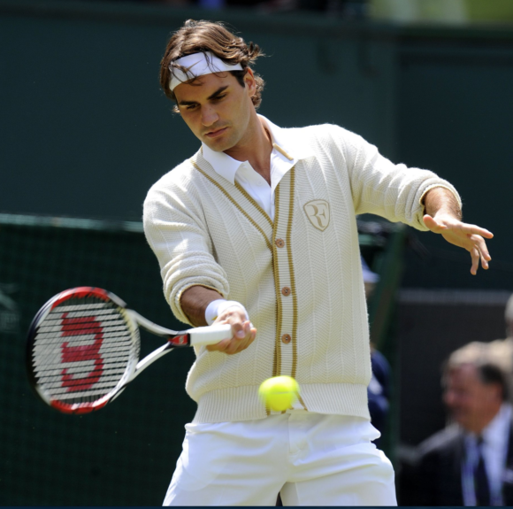 Roger Federer 2016 Champions of Style