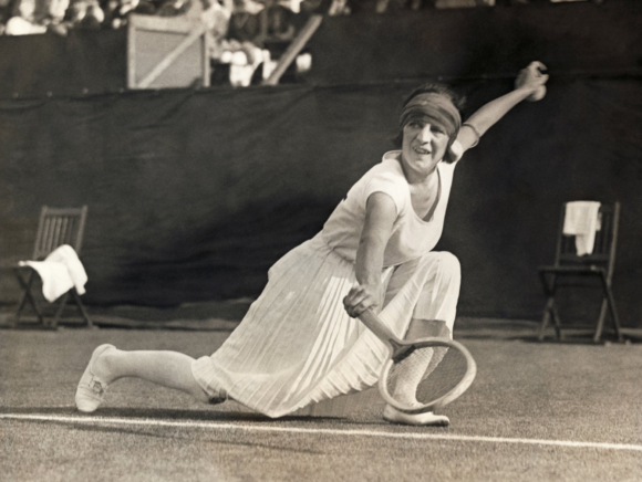 Suzanne Lenglen Champions of Style