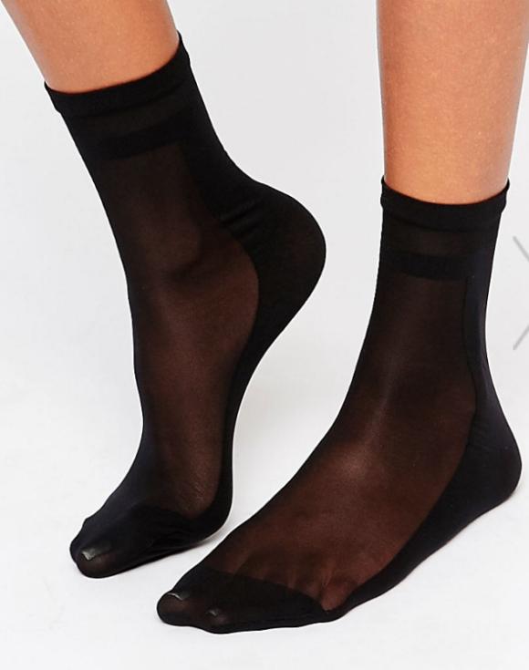 Wolford Dari Socks ASOS