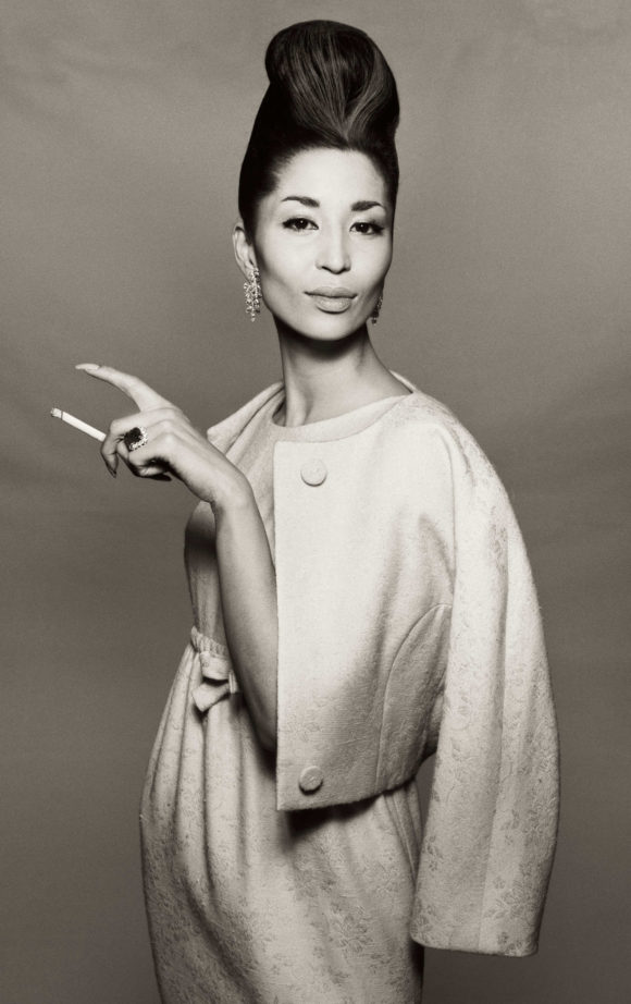 China Machado Richard Avedon 1958