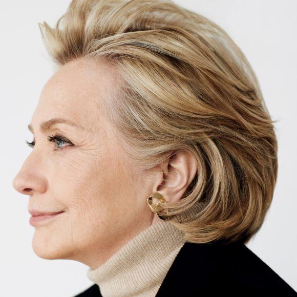 Hillary Clinton 2016 for Vogue Mario Testino