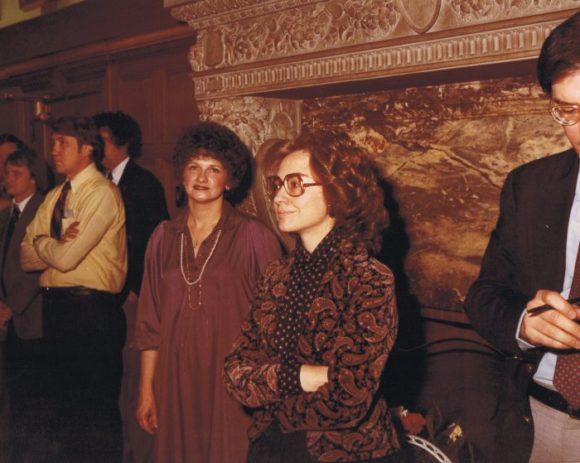 As First Lady of Arkansas, Little Rock 1979