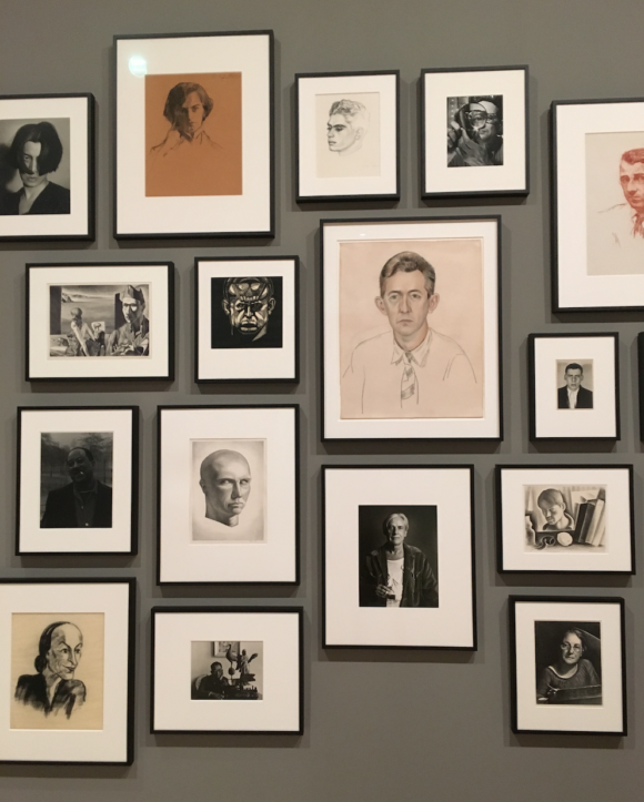 Human Interest Portraits from the Whitney collection