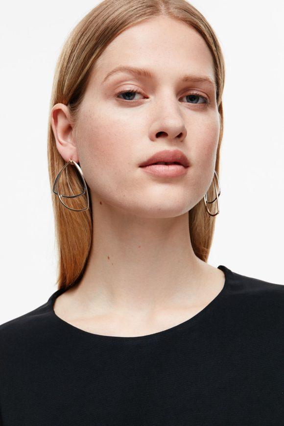 cos earrings