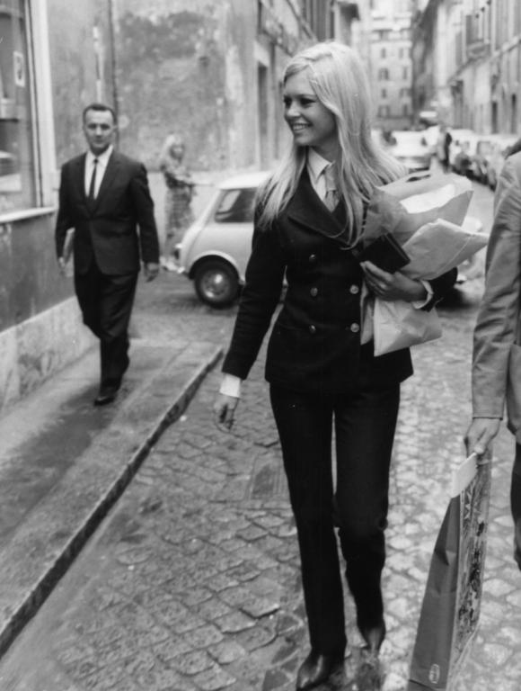Brigette Bardot 1967