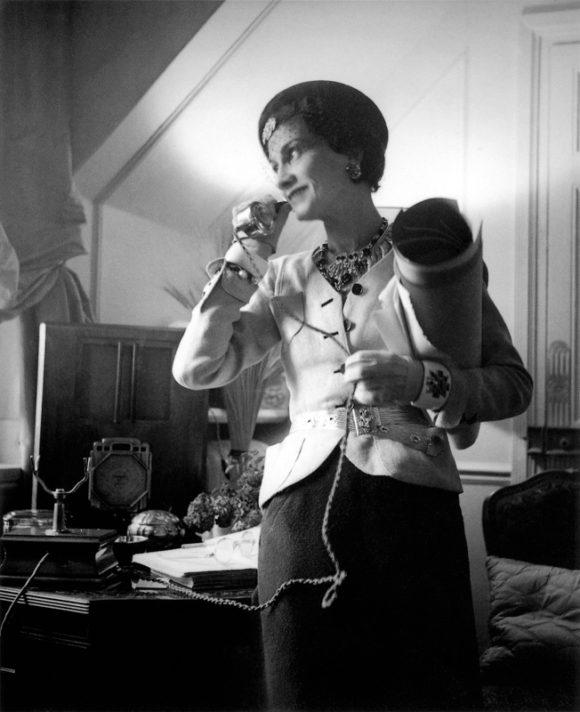 Coco Chanel Francois Kollar 1937