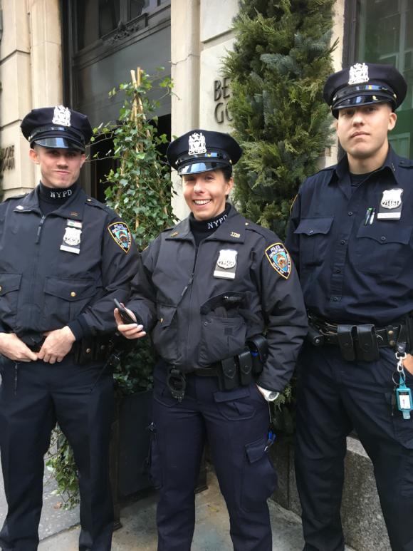 Friendly Cops