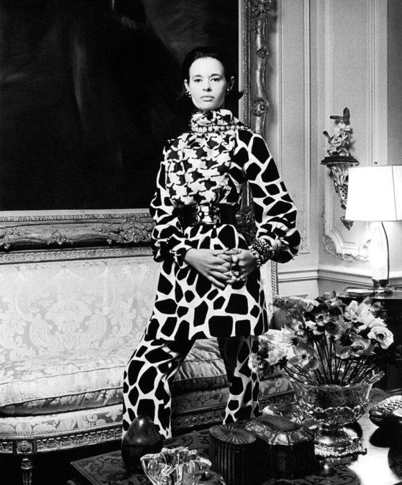 Gloria Vanderbilt 1969