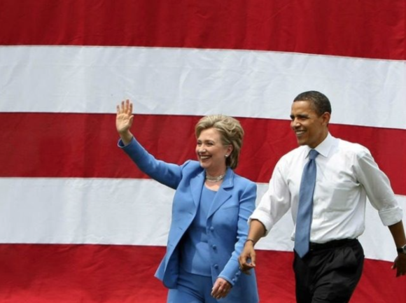 Hillary Clinton Barack Obama International Women's Day Prima Darling