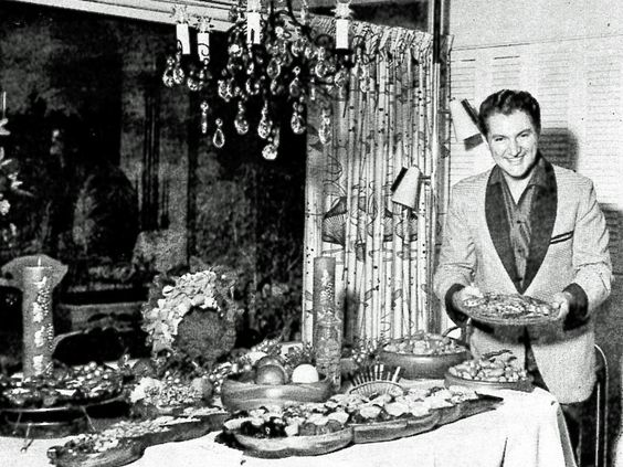 Liberace Thanksgiving in Palm Springs