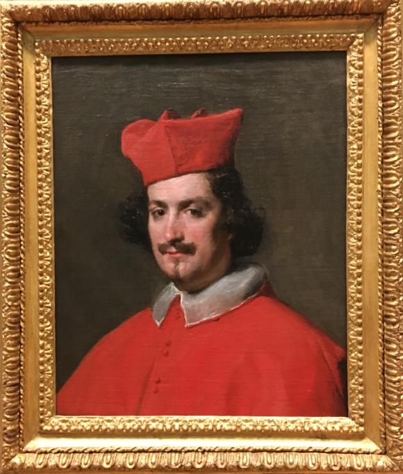 Cardinal Camillo Astalli-Pamphili 1650