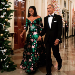 Michelle Obama; Going Out In Style
