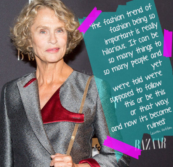 2014 -quote-lauren-hutton-about-fashion-week