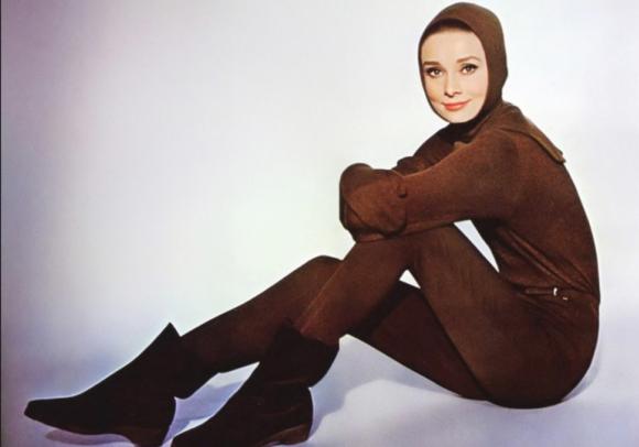 Audrey Hepburn Givenchy 1963