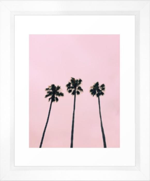 Cali Vibe by Nicole Moore society6.com