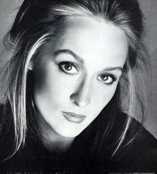 Meryl Streep vogue 1979