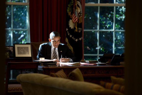 Most images Pete Souza White House photographer