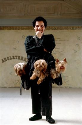 Azzedine Alaia Vogue Italia 1988, Prima Darling