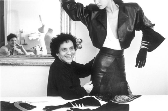Azzedine Alaia Vogue Italia, August 1982 Prima Darling