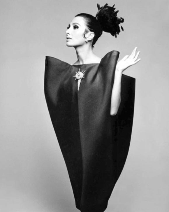 Balenciaga 1967 Haute Couture