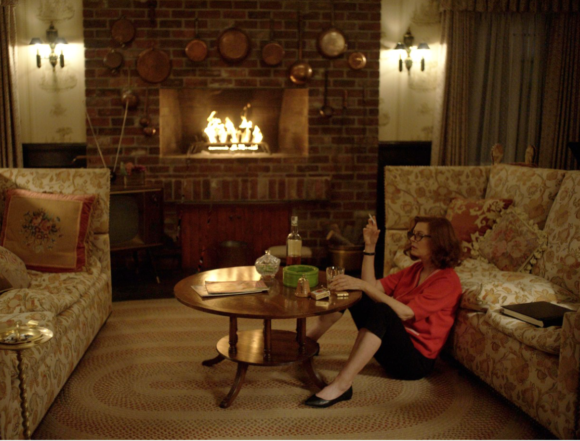 Bette Davis's home