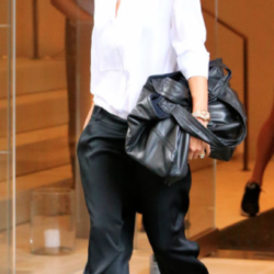Transitional Check In With Victoria Beckham