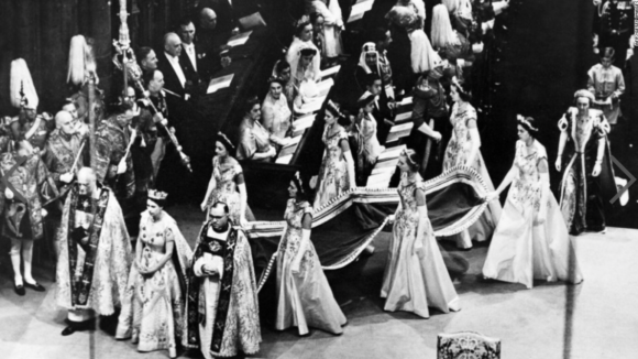 The coronation, June 2,1953