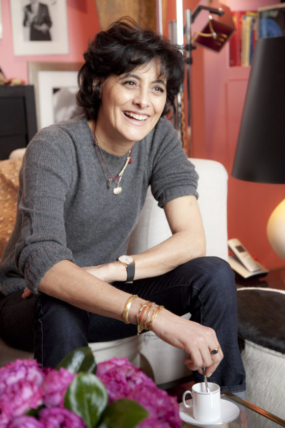 Advanced french girl style and how to get it with - Ines de la fressange filles ...