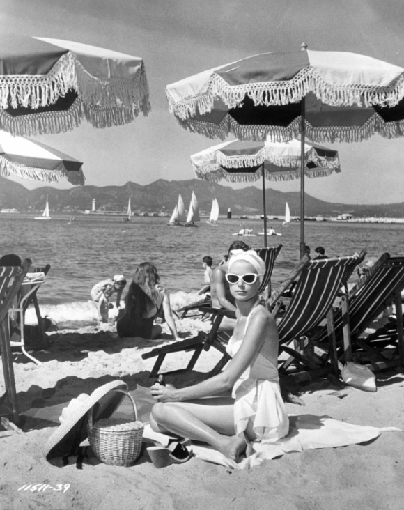 Grace Kelly in To Catch A Thief 1955
