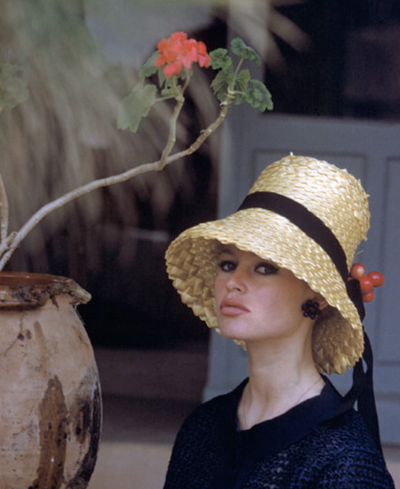 Straw hat round-up coming soon.