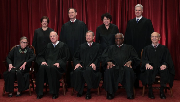 US Supreme Court Justices 2017