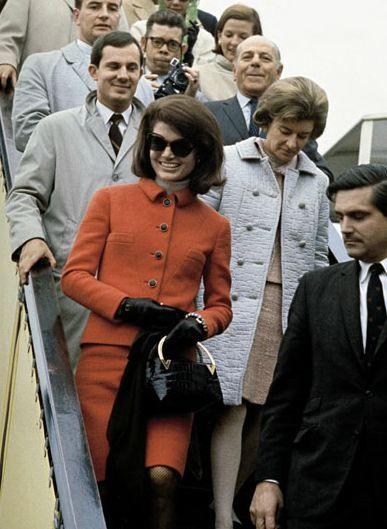 Jackie Onassis 1970s