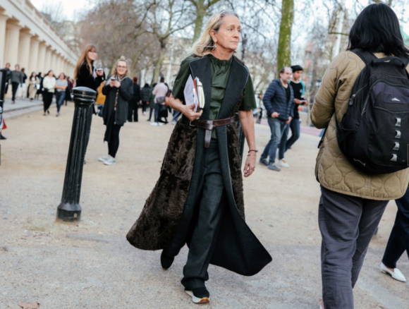 Lucinda Chambers, style over forty