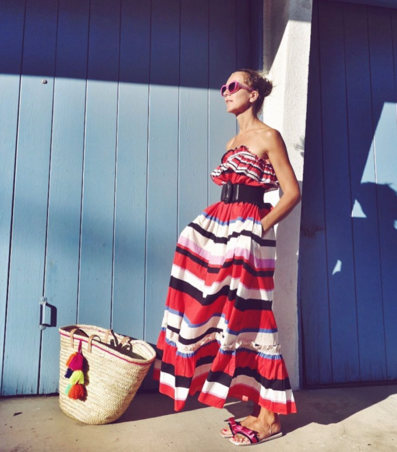12 Of Instagram S Most On Point Coastal Looks: Street Style On Vacation