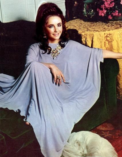 Liz Taylor Caftan Prima Darling