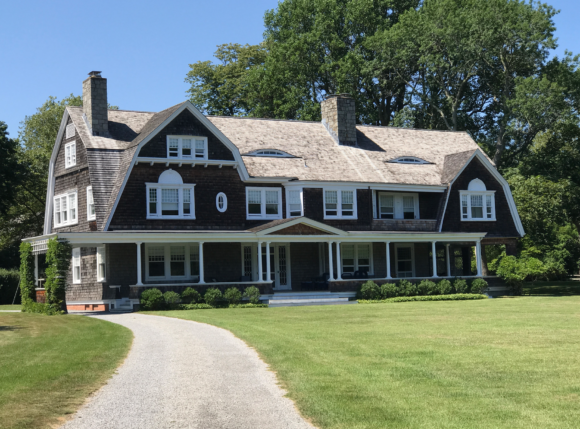 10 Lee Avenue, East Hampton House