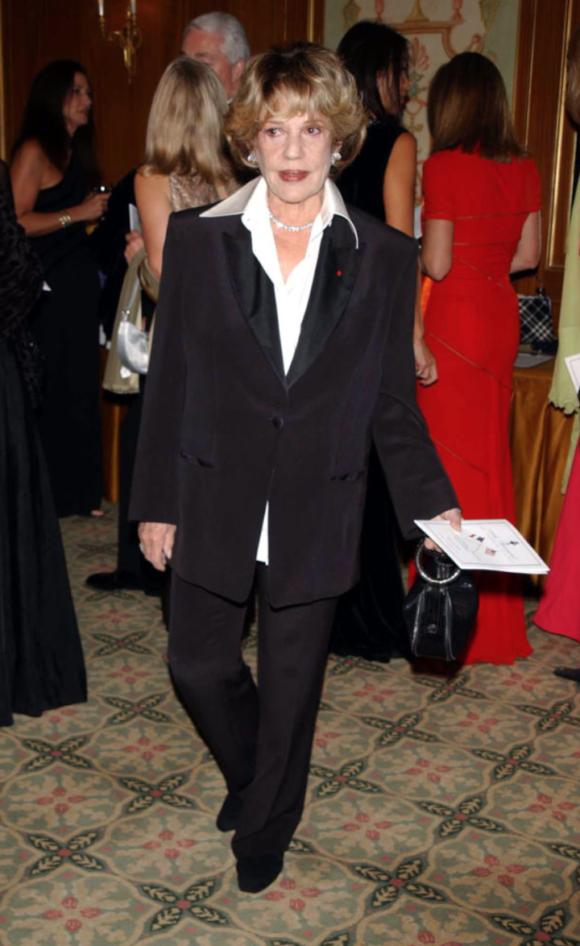 Jeanne Moreau 2001