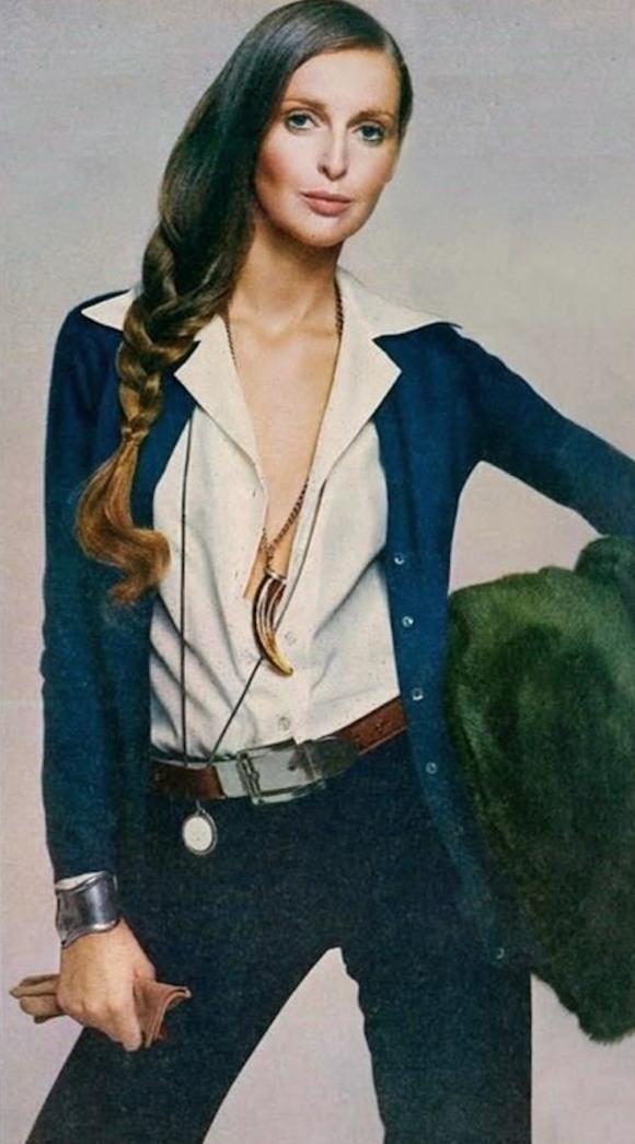 70's slacks Prima Darling