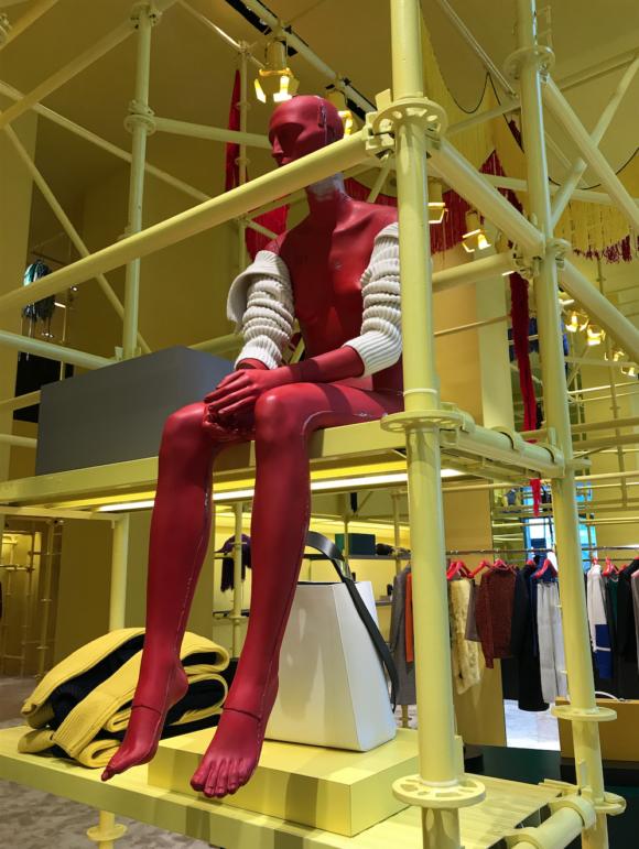 Calvin Klein Store 2 Prima Darling