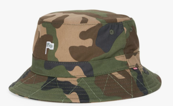 Herschel Lake Bucket Hat Prima Darling