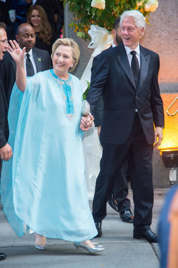 Hillary Clinton Kaftan